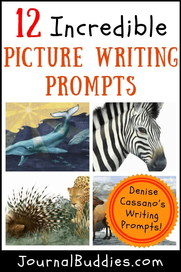 While tried-and-true writing prompt and journal topic lists effectively help students explore new topics and express their own ideas, picture writing prompts can be a unique and innovative way of inspiring kids to tell a story.