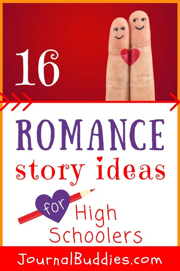 Romance Writing Story Ideas for High School