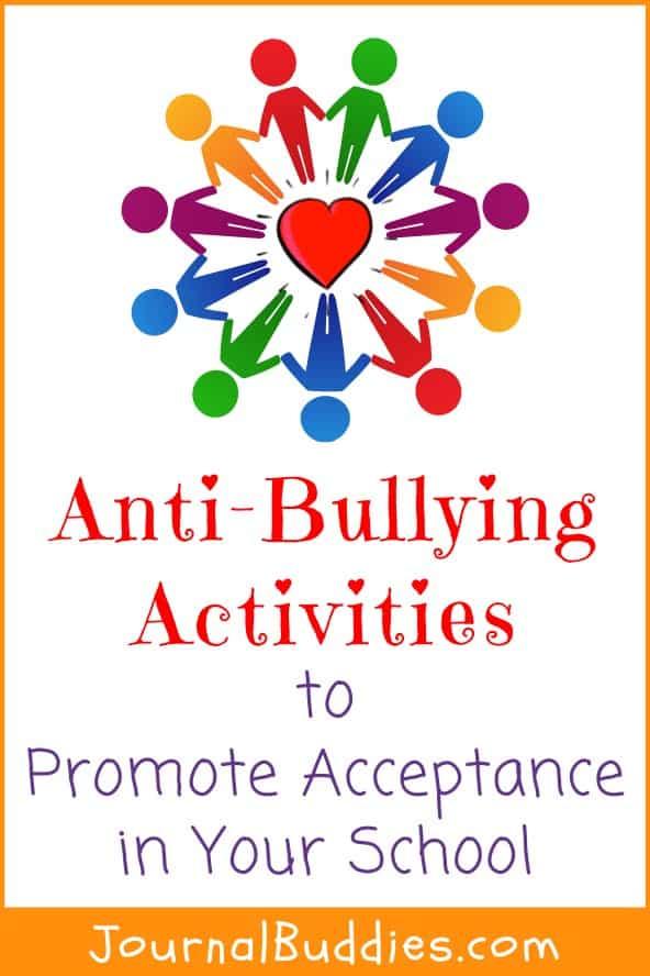 Bullying Prevention Activites