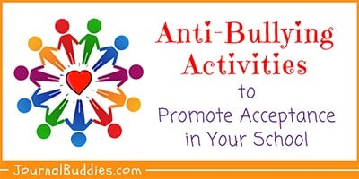 Activites to Help Prevent Bullying in Schools