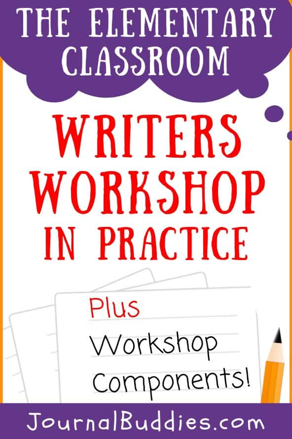 Writers Workshops for Elementary Writers