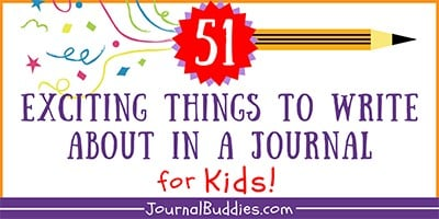 Exciting Journal Prompts for Kids