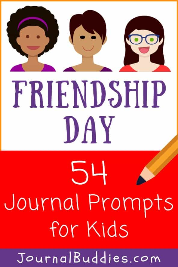 Friendship Day Journal Writing Topics for Students