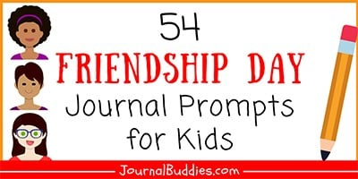 Journal Prompts for Friendship Day