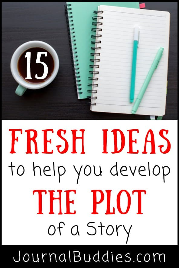 Story Plot Ideas for Writers