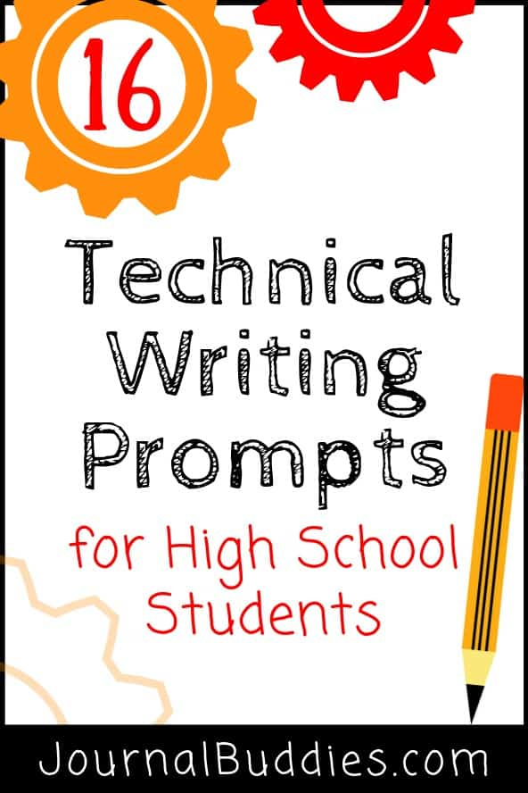 High School Technical Writing Prompts and Tips
