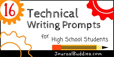 Technical Writing Topics for High School Students