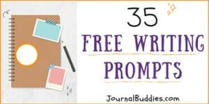 Free Writing Journal Prompts