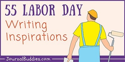 Kids Writing Ideas about Labor Day