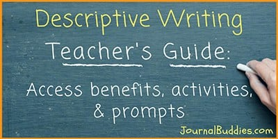 Descriptive Writing Activites and Prompts