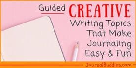 Guided Creative Writing