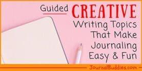 Guided Creative Writing