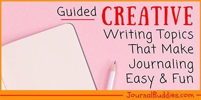 Guided Creative Journal Prompts