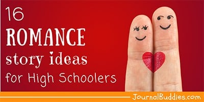 Romance Story Writing Ideas for Teens