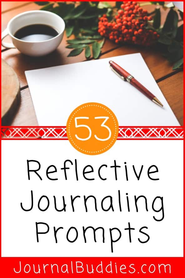 Journal Prompts for Reflection