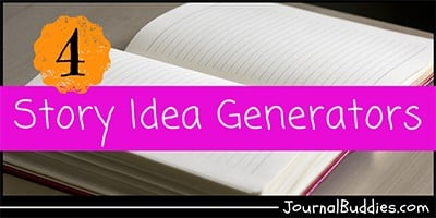 Ideas to Generate Story Writing