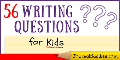Writing Question Topics for Kids