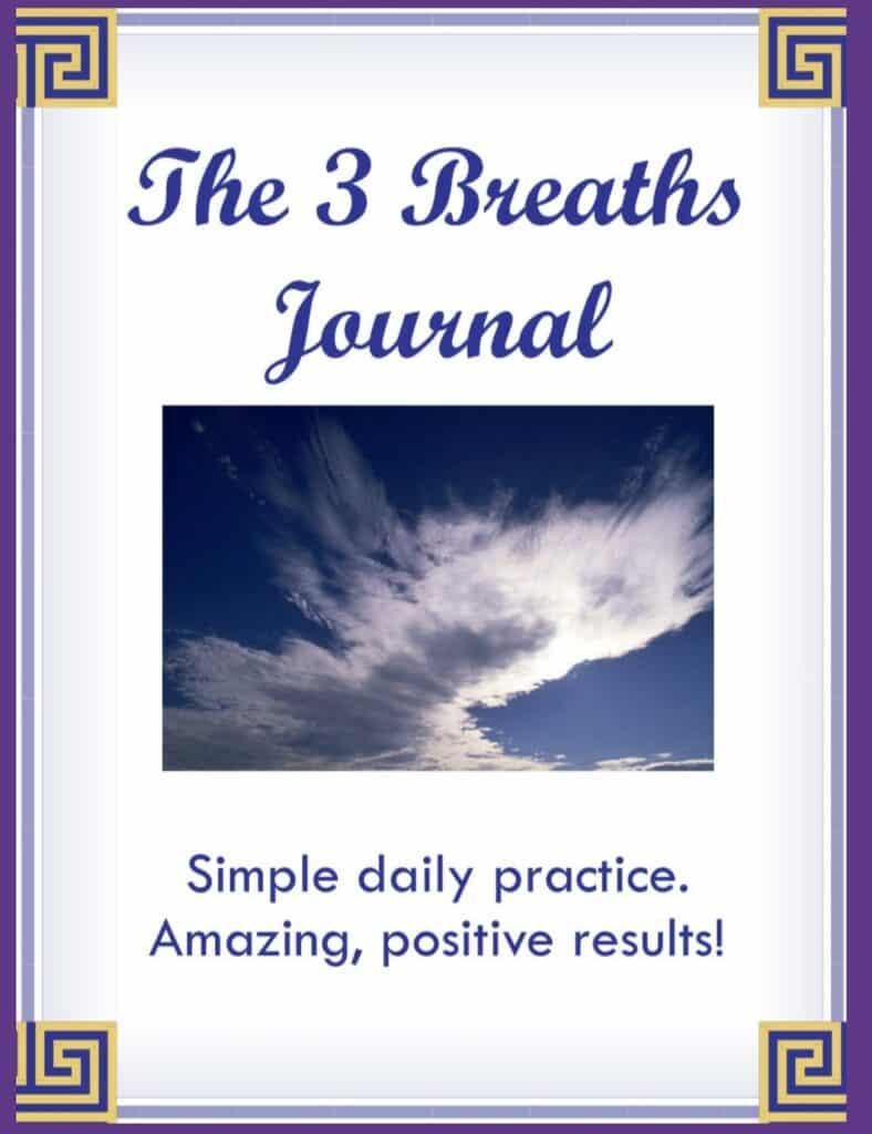 3 Breaths Journal