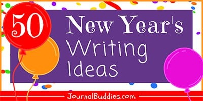 New Year's Writing Topics for Kids