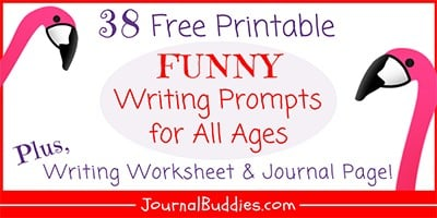Funny Writing Prompts for All Ages