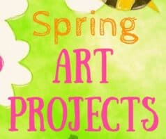 Spring Art Projects for Kids