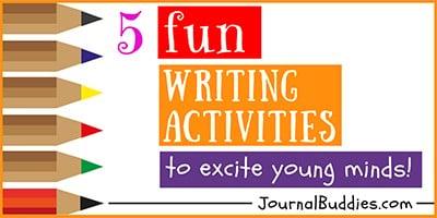 Writing for Fun Activities