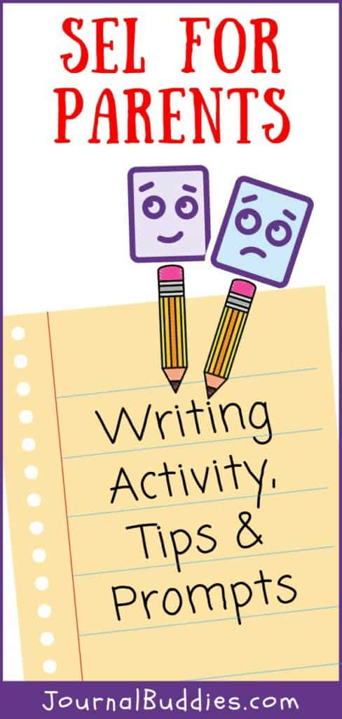 Parents SEL Activity and Prompts