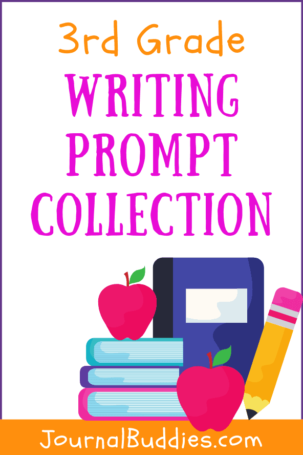 Grade 3 Writing Prompt Collection