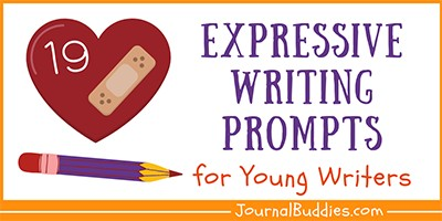 Expressive Writing Prompts and Tips for Kids