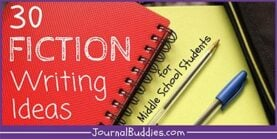 Fiction Writing Prompts & Ideas