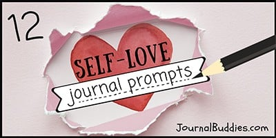 Journal Prompt Ideas for Self-Love