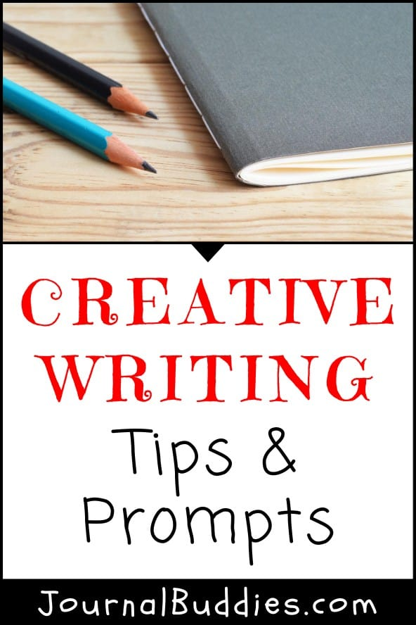 Tips and Prompts for Creative Writing
