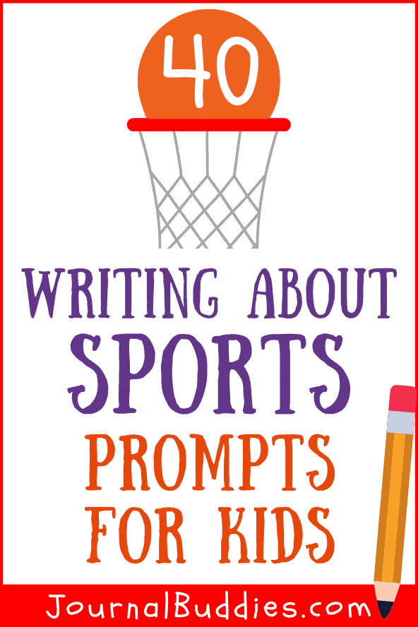Kids Writing Prompts about Sports