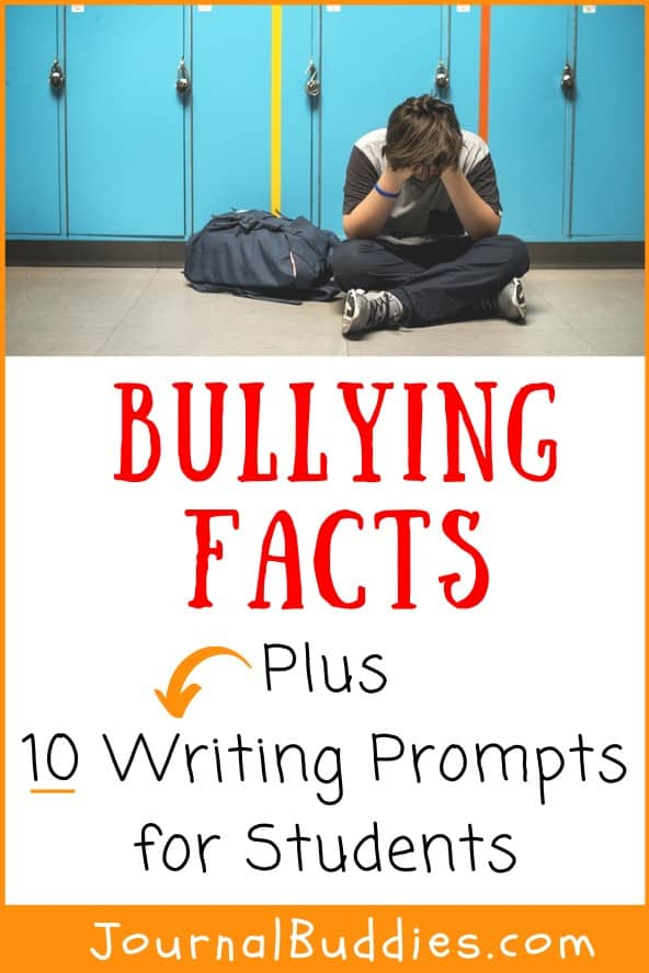 Facts on Bullying plus Writing Topics for Kids