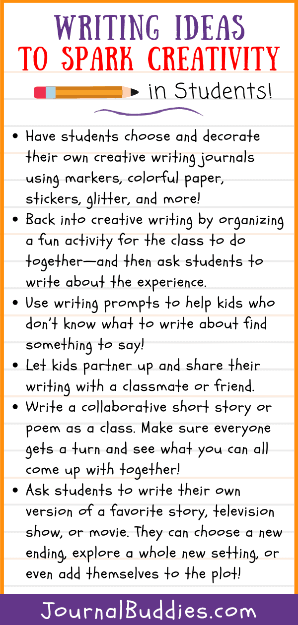What is Creative Writing Benefits and Ideas