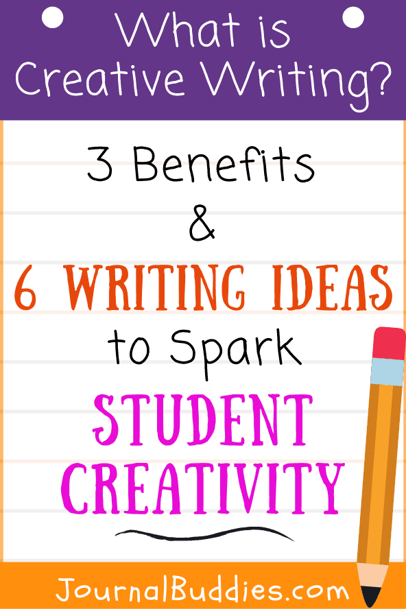 Benefits of Creative Writing