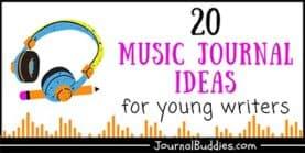 Music Journal Ideas