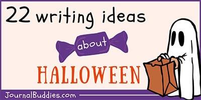 Halloween Writing Ideas for Kids