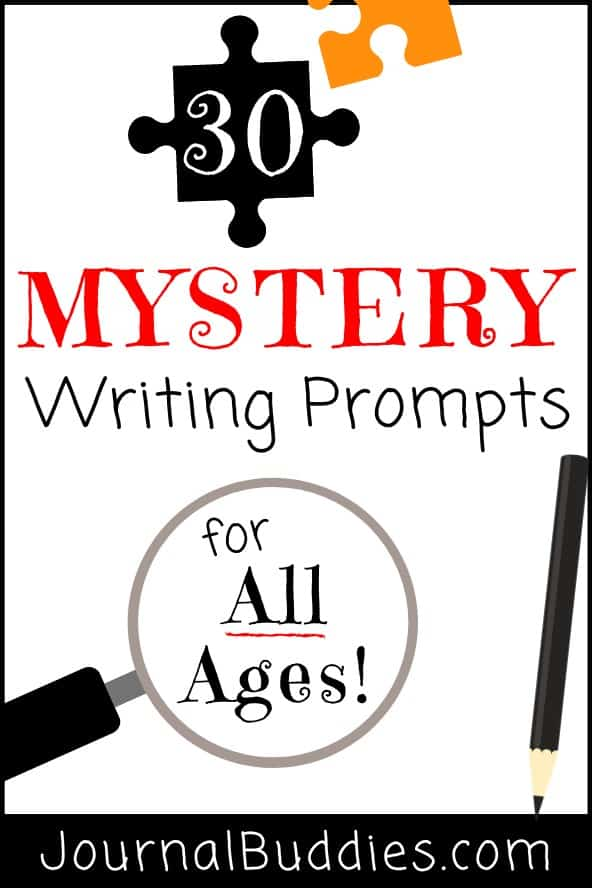 Mystery Writing Topics for All Ages