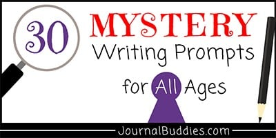 Mystery Writing Ideas