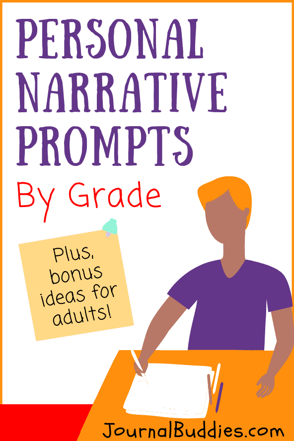 Personal Narrative Writing for Kids