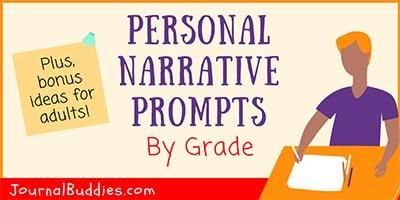 Personal Narrative Writing for All Grades