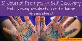 Journal Prompts for Self-Discovery