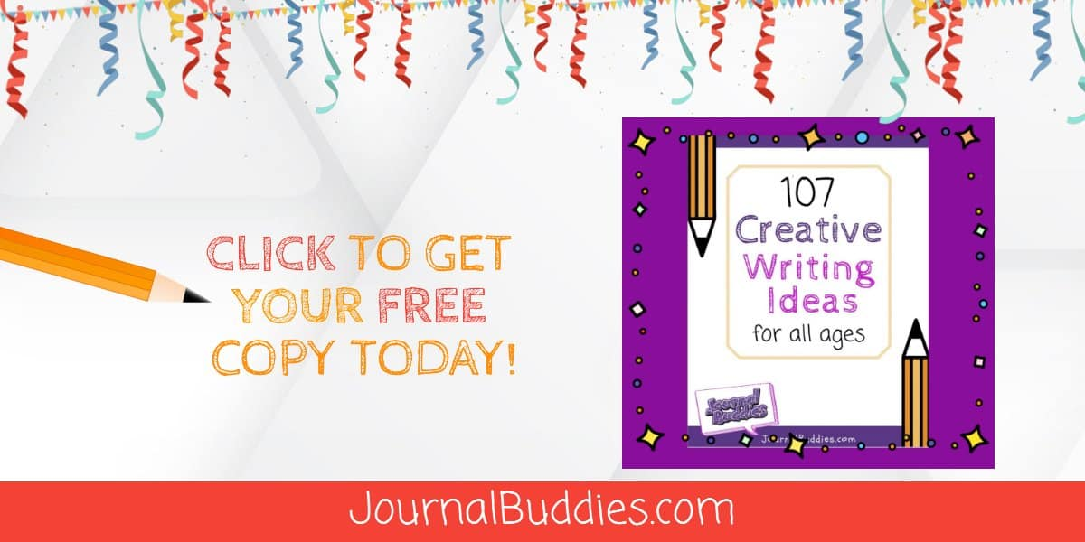 107 FREE Creative Writing Ideas ebook
