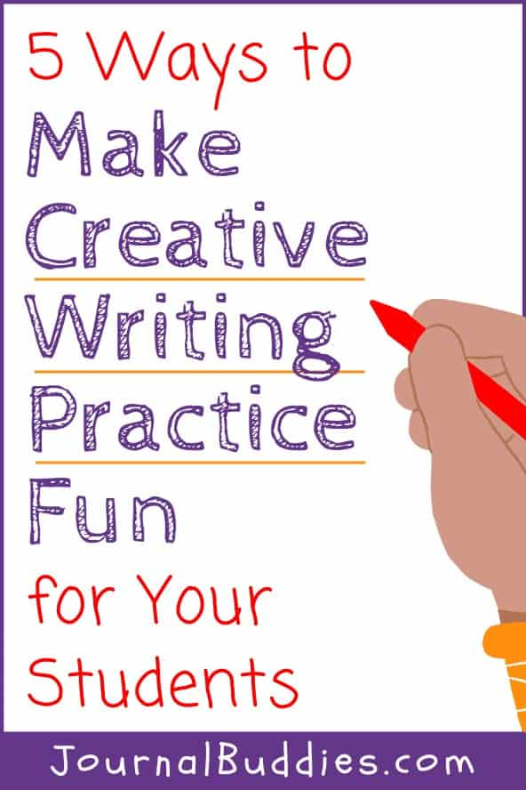 How to Make Creative Writing Fun