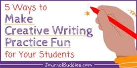 Creative Writing Practice 30 Prompts & 5 Fun Tips