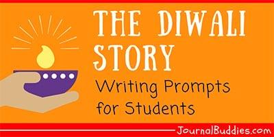 Diwali Writing Ideas for Kids