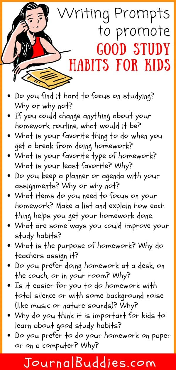 Good Study Habits for Students