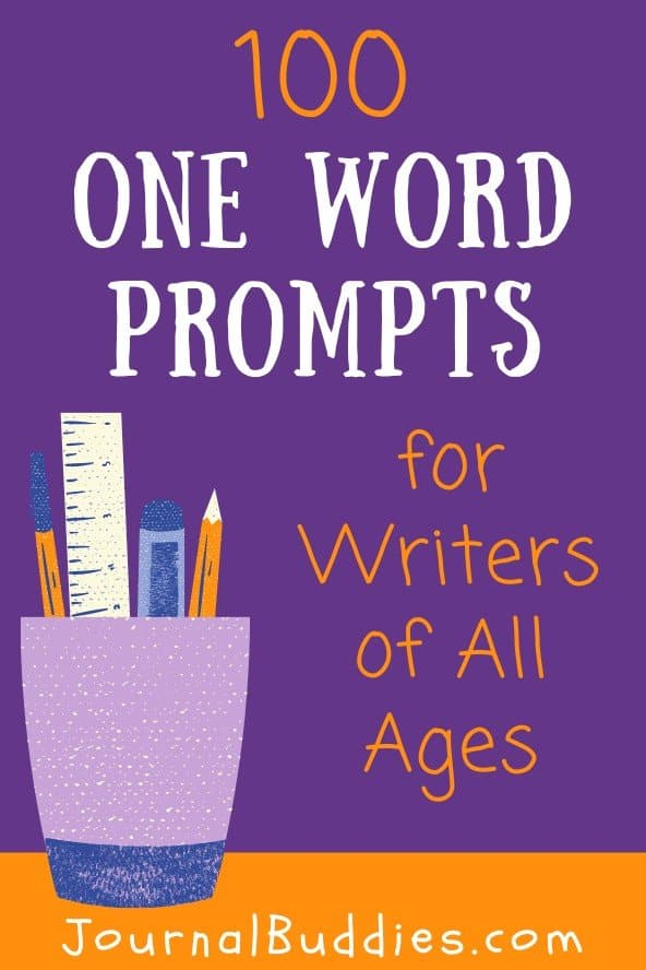 One Word Prompts for Writing