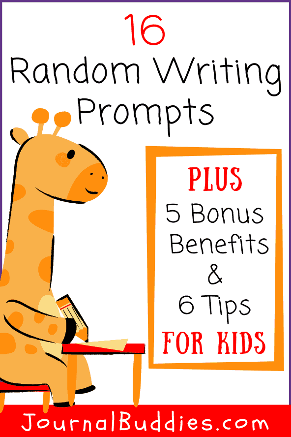 Random Writing Prompts for Students